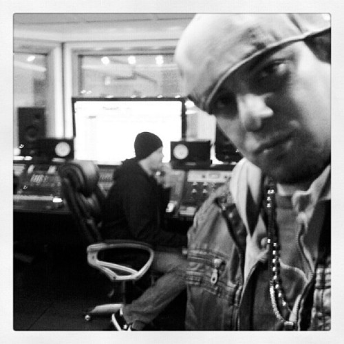 #Survival#ReleasingSteam #IndigitalRecordingStudio with @MerkOne @RichTycoon #Brody #InstaGham #RapLife #MusicMode #MusicLife #MusicTherapy #ILoveMusic #LabLife #NewShit #ComingSoon