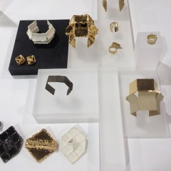 stevenshein:  #new #stevenshein #jewelry (at capsule tradeshow)