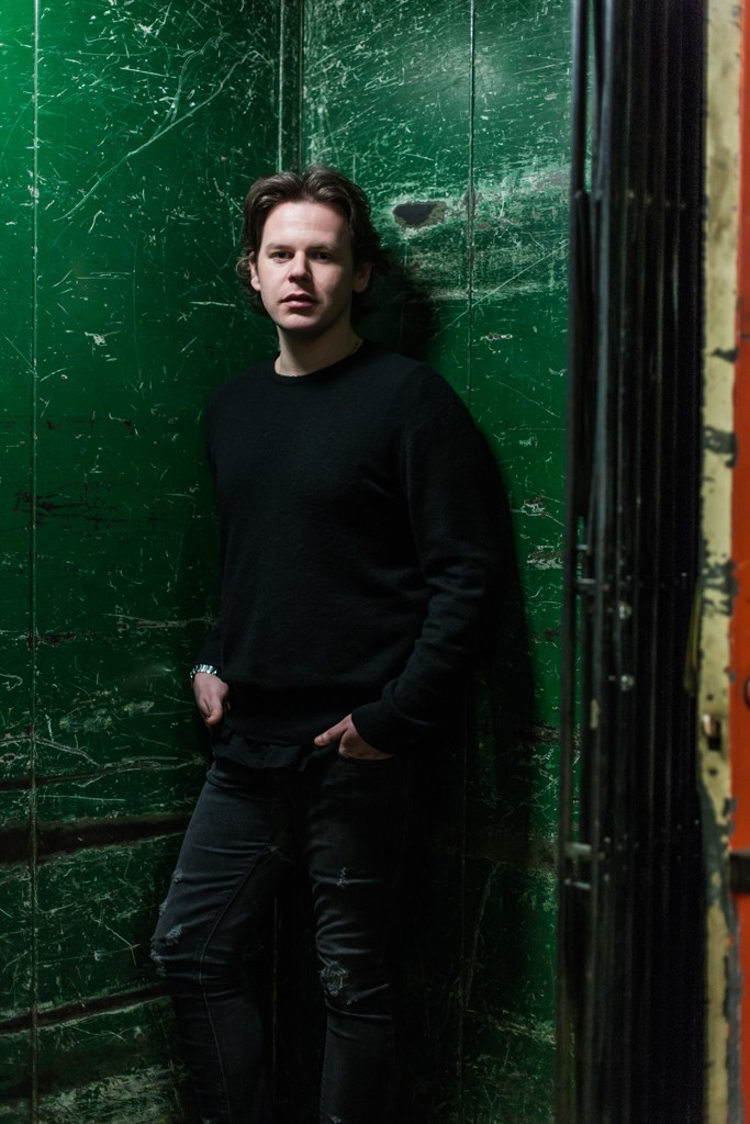 womensweardaily:  In the Limelight: Christopher Kane Photo by Nathan Pask The designer is garnering critical and commercial praise and attention from major fashion names. For More  See all from WWD Collections Magazine here