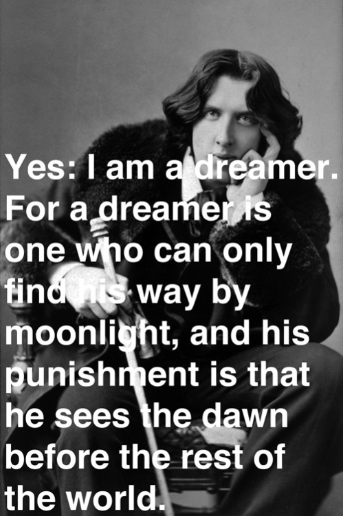 explore-blog:  Oscar Wilde
