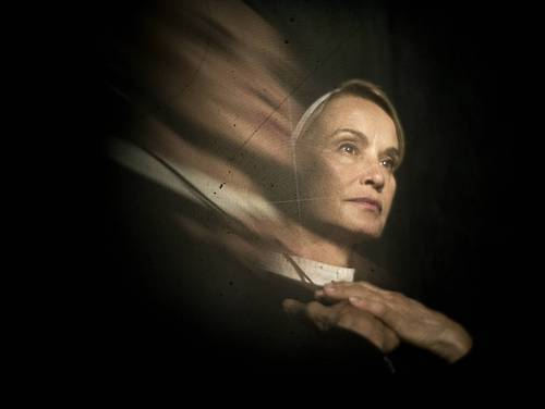 "huffposttv:  Jessica Lange talks ""American Horror Story: Asylum,"" Season 3 plans & More ""Everything gets put in motion now as far as Briarcliff and the demise of that institution and everybody's departure from it, except mine,"" Lange said. ""She actually does try to right the wrongs that she has done but of course she's totally trapped within her own making in a way."" More on Sister Jude's descent into madness …"