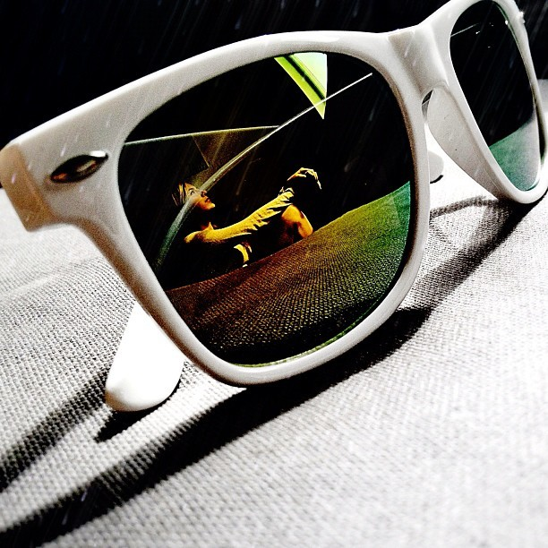 """Frank the Tank White - Gold"" $12 at http://midwestshades.com"
