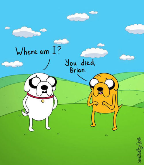 Not all dogs go to Heaven…