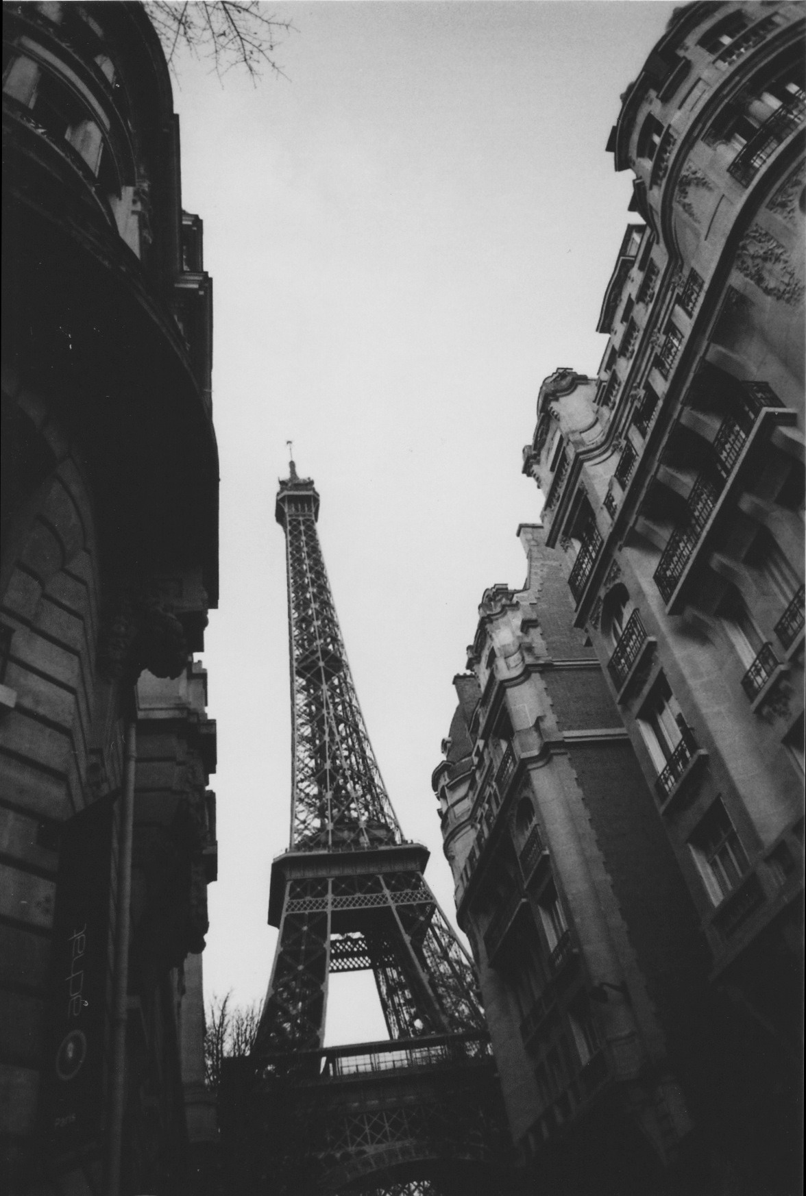 analogeliebe:  tour eiffel, 2013