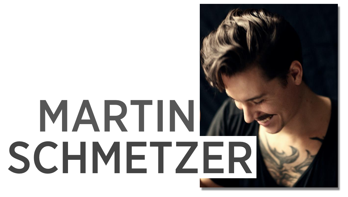 Martin Schmetzer is a Stockholm based designer with his main focus on hand drawn typography with a high level of detail and diligence. The process of his work is valuable to him. He always starts with a pen on paper before turning to the computer. Check out Martin on dribbble and at his website