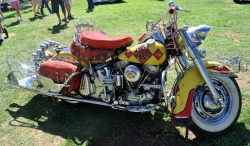 King Bill's Harley