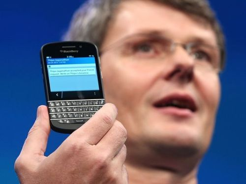 Why BlackBerry's expanding BBM to iOS, Android is smart - and hazardous http://usat.ly/14d801X