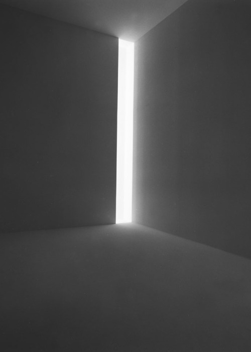 7while23:  James Turrell, Ronin, 1968