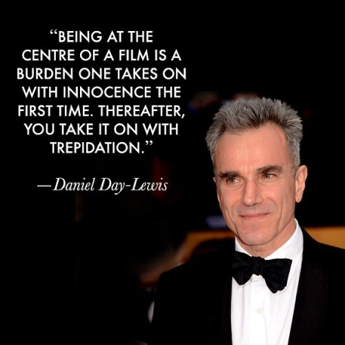 Actors on Acting: Daniel Day-Lewis #DDL