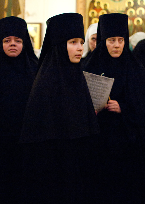 Eastern Orthodox nuns #taking back the tag