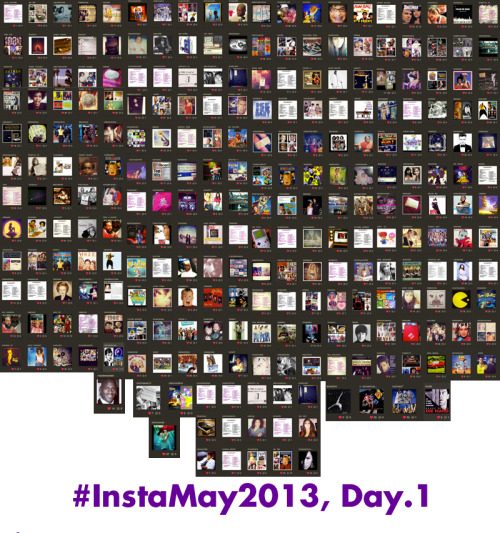 A little collage of some of the pics from #InstaMay2013, Day. 1View Post