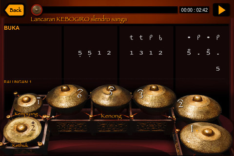 Gamelan ApplicationJust found this beautiful application named Virtual Javanese Gamelan. With this application, you…View Post