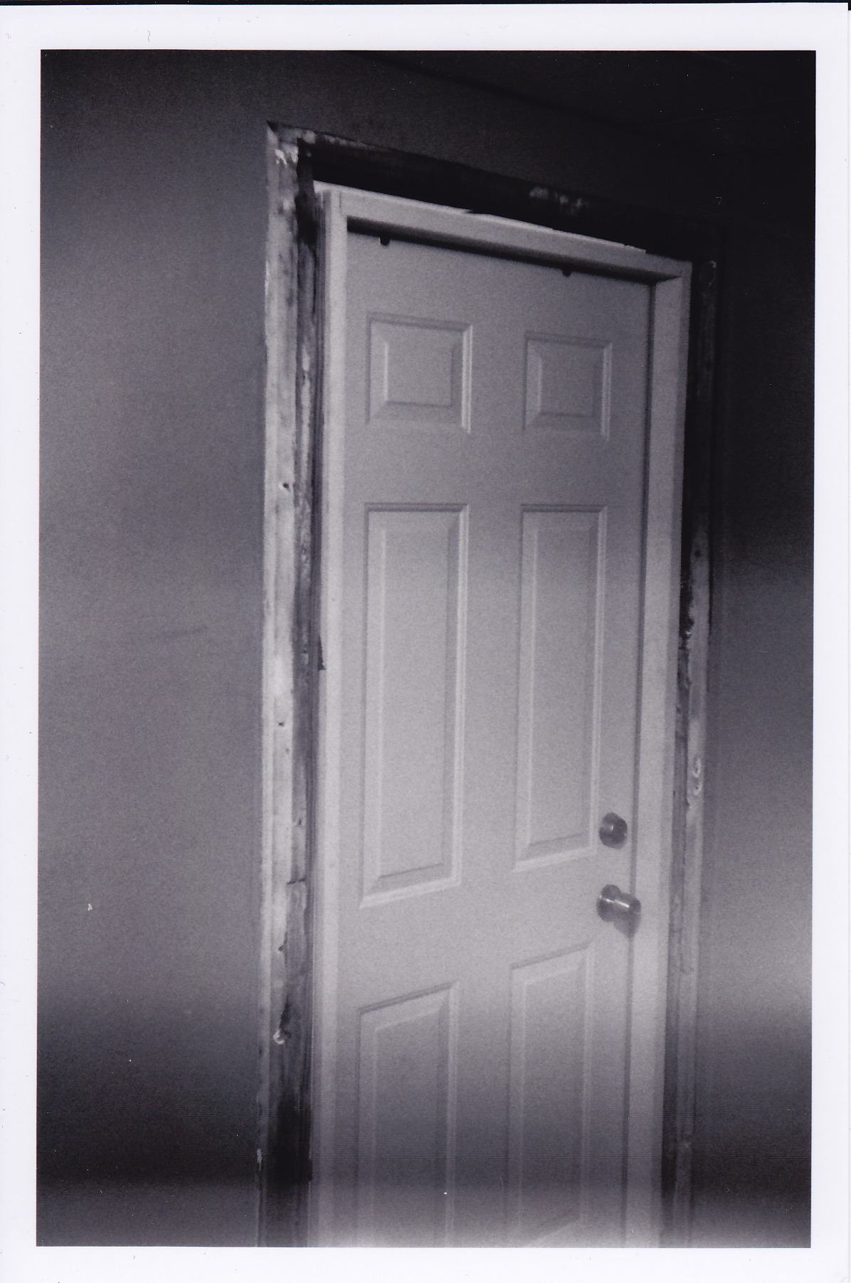 matthewuebbing:  ghost door, 2010