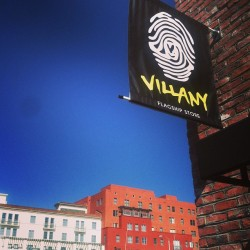 I'm in the building for the rest of the week! #Villany #storefront in #pasadena #weouthere spring shipments coming soon!!!