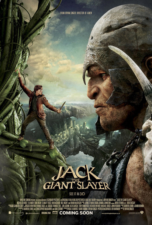 Jack The Giant Slayer: exclusive poster Jack The Giant Slayer will hit cinemas in March 2013, and we've got our hands on an exclusive poster…