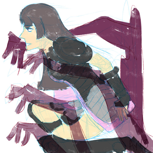 Oichi- Sengoku Basara I kind of liked this one enough to reblog it here… ha ha there are lots of mistakes, but w/e