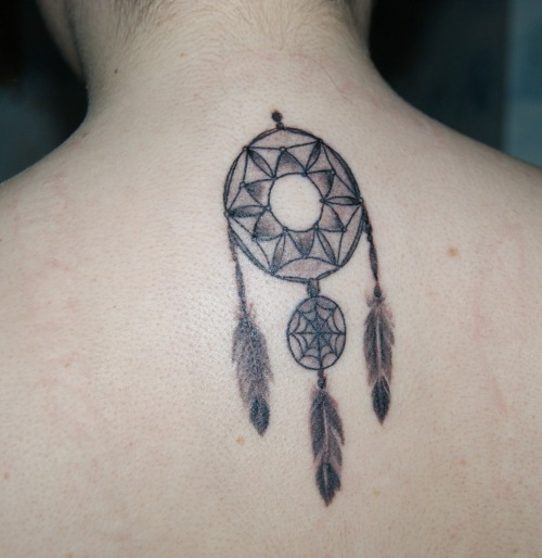 katiemakeslotsofthings:  My first tattoo.