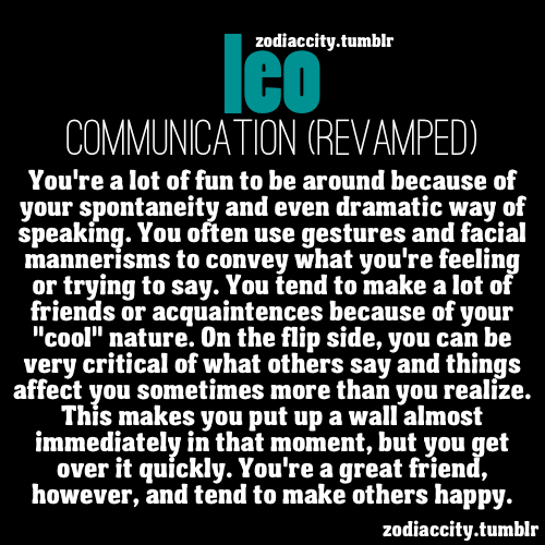 Leo Communication.