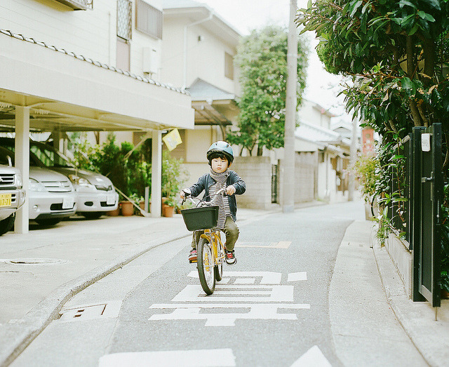 dreams-of-japan:  i want to ride my bicycle #1 by Hideaki Hamada on Flickr.