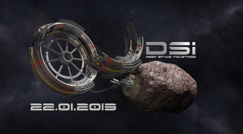 Asteroid-Mining Project Aims for Deep-Space Colonies  http://www.space.com/19368-asteroid-mining-deep-space-industries.html  Let's quit trying to kill each other in the Middle East, and instead go out there and pick up some rocks to bring home.