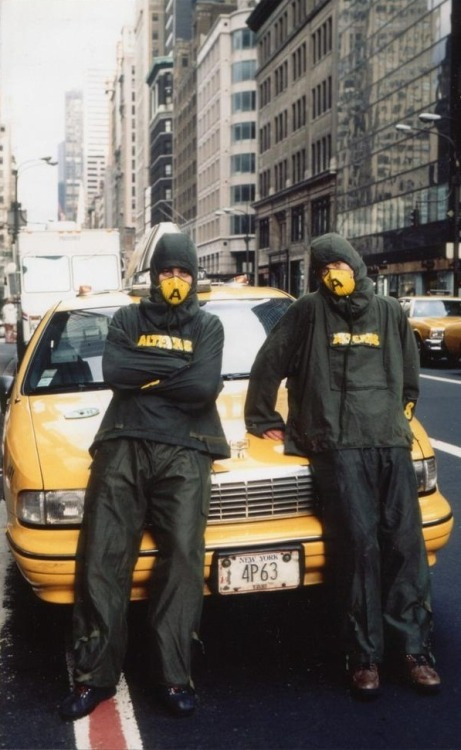 Altern 8, New York City, 1992