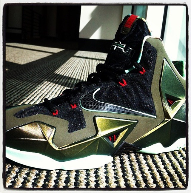 LeBron XI will be the lightest LeBron signature shoe.