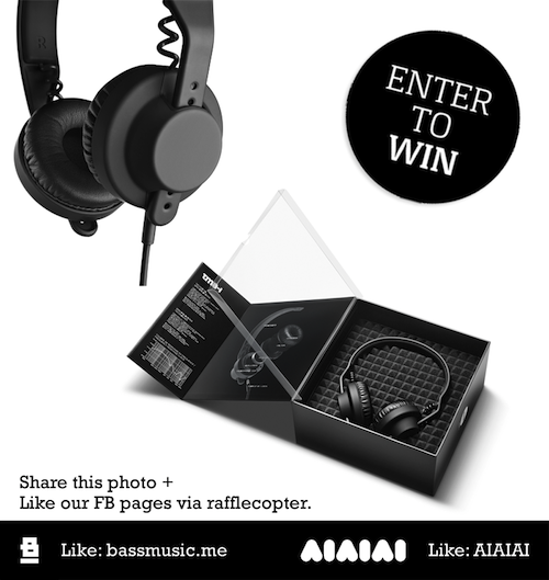 Want to WIN a FREE pair of our favourite DJ headphones? To kick off 2013 we're giving away these AIAIAI TMA-1's (w/ mic) … All you have to do to enter is click our rafflecopter link and share this post! The winner will be announced January 31st! Here's the link!    https://www.facebook.com/bassmusic.me/app_228910107186452