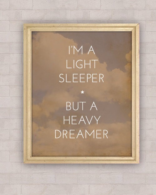 Heavy Dreamer on @weheartit.com - http://whrt.it/WFhnB1