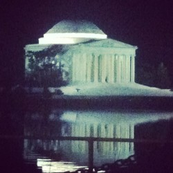 So magical. Can anyone guess where this is? #memorial #dc
