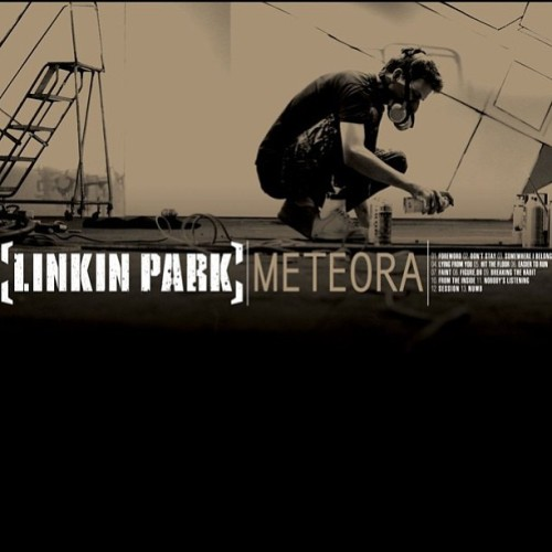 Happy 10th birthday, Meteora! Such a great album. #linkinpark #music #album