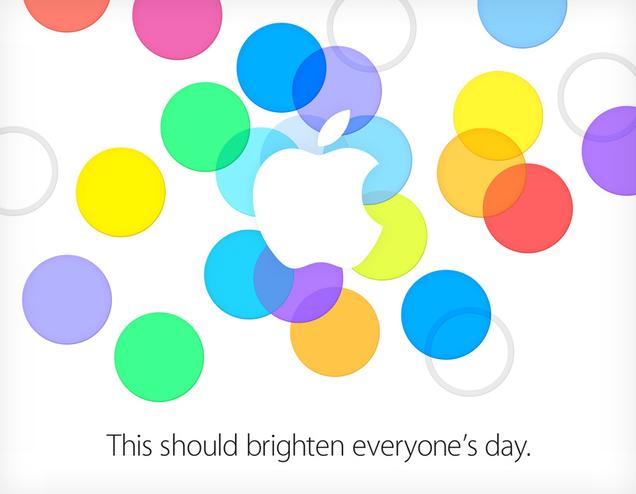 Apple iPhone Event am 10. September Wie gewohnt, ist zirka eine Woche vorher, die Einladung zum diesjährigen iPhone Event rausgegangen. Das neue iPhone!? 5S?! wird nächste Woche Dienstag, 10. September ab 19:00 Uhr vorgestellt. Neben einem neuen Flaggschiff Gerät, das vermutlich iPhone 5S heißen wird, und mit einem Fingerabdruck-Sensor ausgestattet sein wird, soll angeblich auch ein günstigeres iPhone 5C präsentiert werden. Das Cheap iPhone soll, so gemunkelt, wird vereinzelt Bauteile der letzten Generation verbaut haben und ein Polycarbonat Gehäuse. Dazu wird auch iOS 7, zumindest für's iPhone, released werden. Genaueres gibts dann nächste Woche!