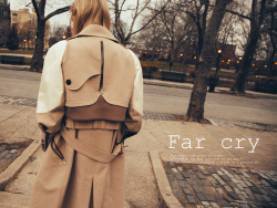 """Far Cry"" Stylist - Kyle Luu www.kennysweeney.com"