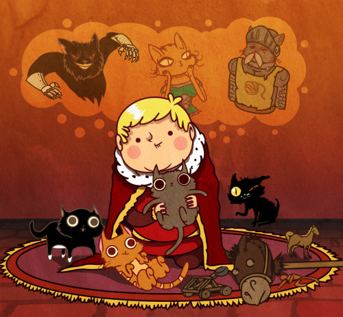 Tommen by ~Sir-Heartsalot