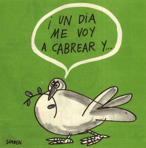 Summers, enHermano Lobo (semanario de humor publicado entre 1972 y 1976),http://www.hermanolobodigital.com/
