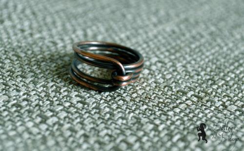 labottegadelfauno anello uomo gioielli fattoamano