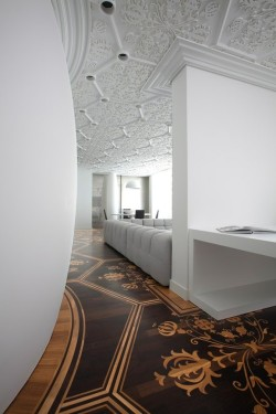 Floor and ceiling by Marcel Wanders