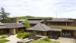 Our beautiful Taliesin estate was voted Wisconsin's top landmark by the Travel Channel. Read the full story here.