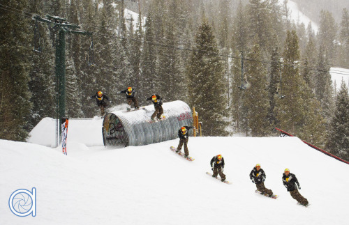 Transworld Magazine TransAm event at Keystone, CO.