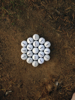 Found some golf balls :)