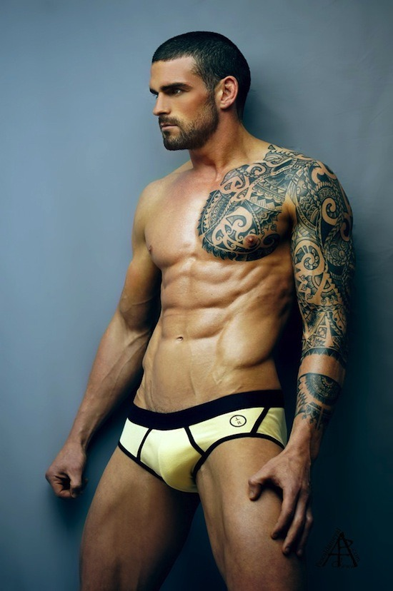 Stuart Reardon…..one sexy man