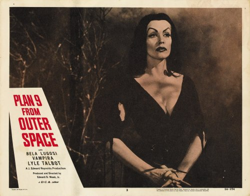 Plan 9 From Outer Space (1959).