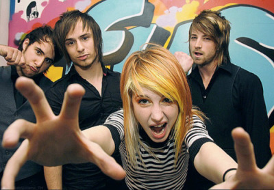 I miss when Hayley's hair was this cool… :'(