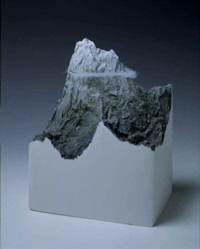Mariele Neudecker, Mountain, 1995