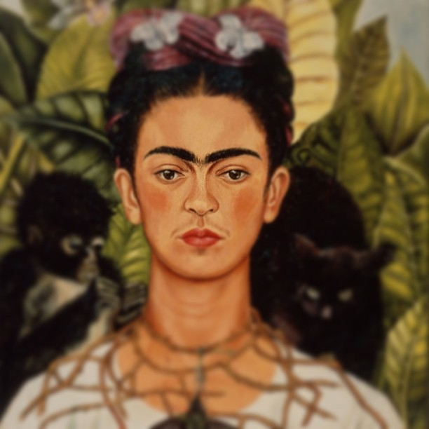 It's your #fridafortheday #frida