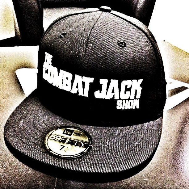 Just in case you thought it was gonna stop, the @combatjackshow @newera fitted. Limited edition, coming before you know it. #combatjackshow #newera #fitted #hypebeast #benhagetsbusy #instahfc