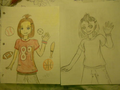 left: 2011,right: 2013 (im still working on it though)