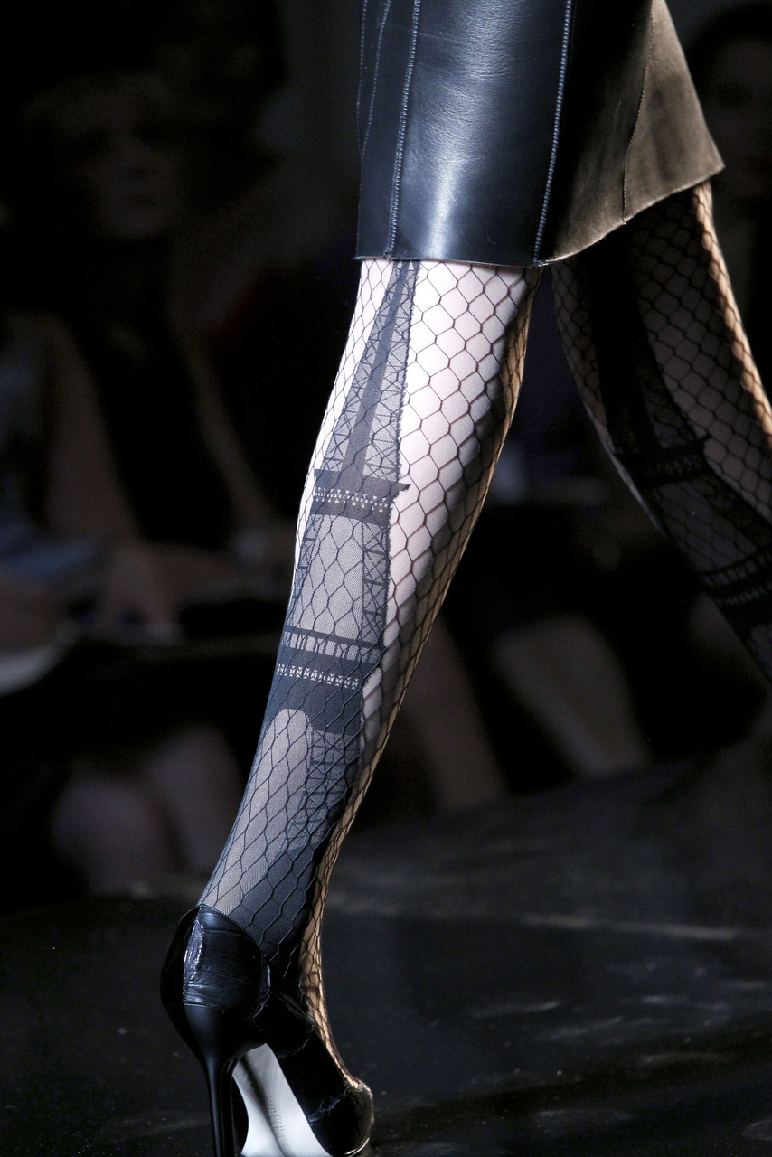 Details from Jean Paul Gaultier FW 2010