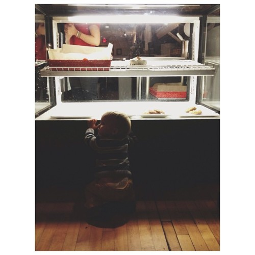 Cookie Monster | #wishfulthinking #oliverhenry  (at Rabalais')