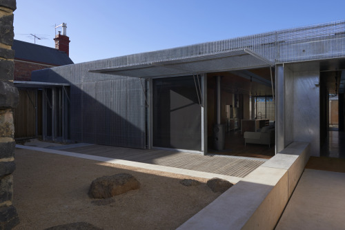 edward street house | entry ~ sean godsell