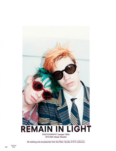 【JUERGEN TELLER: REMAIN IN LIGHT】 FUCKINGYOUNG 详情